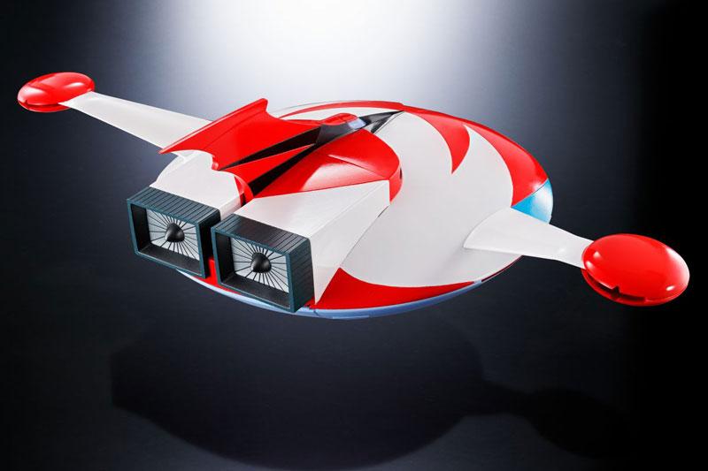 超合金魂『GX-76X グレンダイザー D.C.対応 スペイザー セット』-005