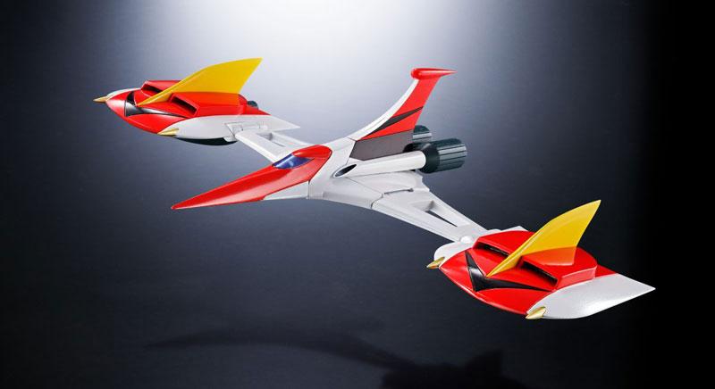 超合金魂『GX-76X グレンダイザー D.C.対応 スペイザー セット』-008