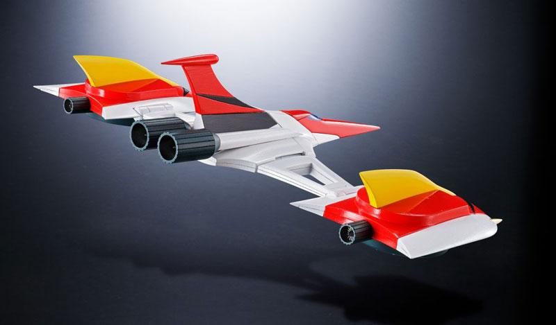 超合金魂『GX-76X グレンダイザー D.C.対応 スペイザー セット』-009