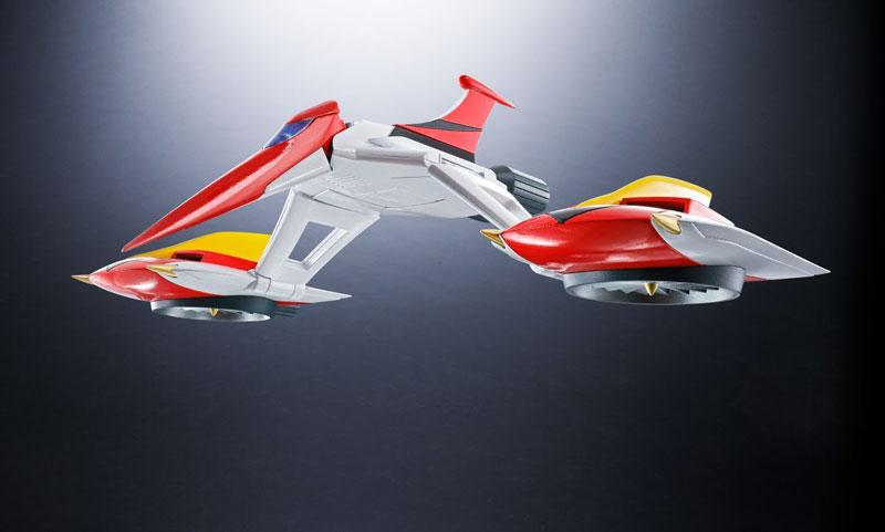 超合金魂『GX-76X グレンダイザー D.C.対応 スペイザー セット』-010