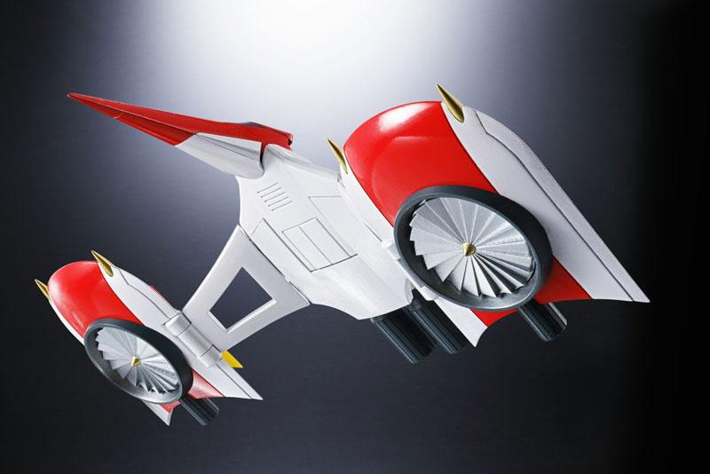 超合金魂『GX-76X グレンダイザー D.C.対応 スペイザー セット』-011