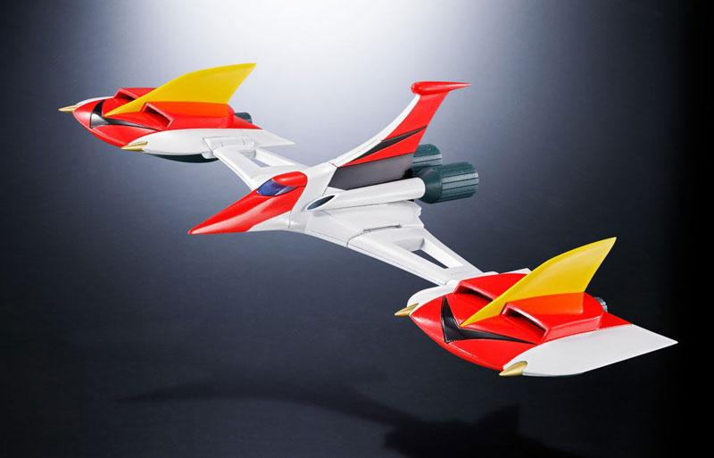 超合金魂『GX-76X グレンダイザー D.C.対応 スペイザー セット』-012