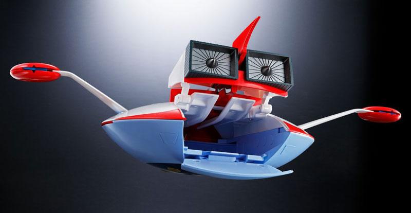 超合金魂『GX-76X グレンダイザー D.C.対応 スペイザー セット』-018