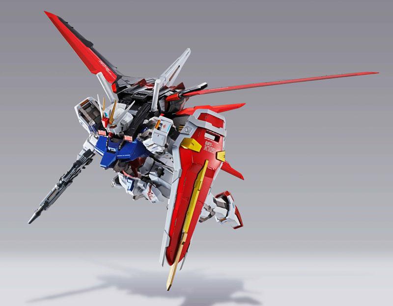 METAL BUILD『エールストライクガンダム  機動戦士ガンダムSEED』可動フィギュア-011