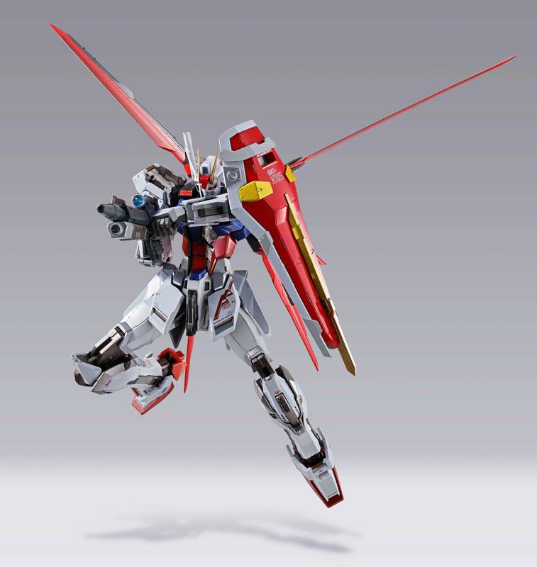 METAL BUILD『エールストライクガンダム  機動戦士ガンダムSEED』可動フィギュア-014