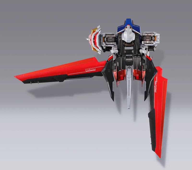 METAL BUILD『エールストライクガンダム |機動戦士ガンダムSEED』可動フィギュア-015