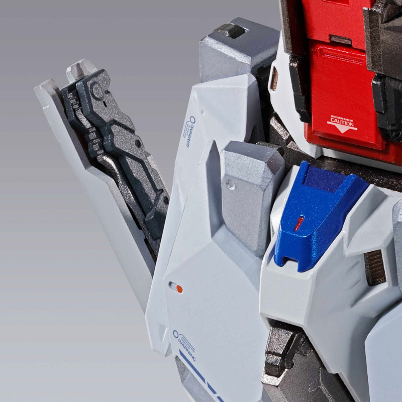METAL BUILD『エールストライクガンダム  機動戦士ガンダムSEED』可動フィギュア-016