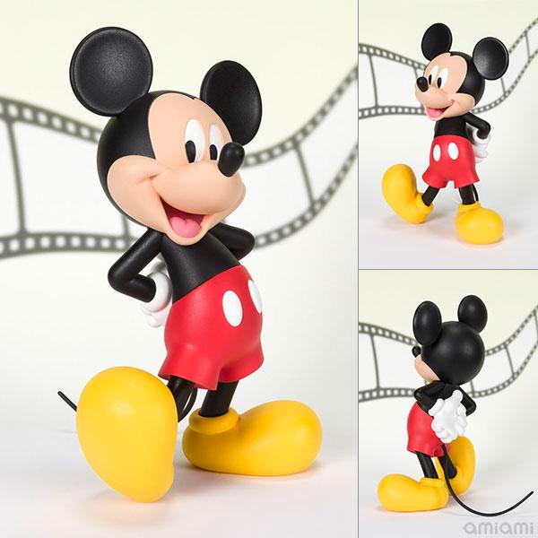 フィギュアーツZERO『ミッキーマウス MODERN』完成品フィギュア