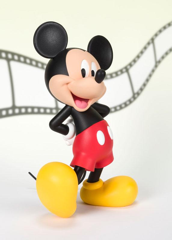 フィギュアーツZERO『ミッキーマウス MODERN』完成品フィギュア-001