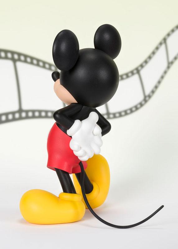 フィギュアーツZERO『ミッキーマウス MODERN』完成品フィギュア-002