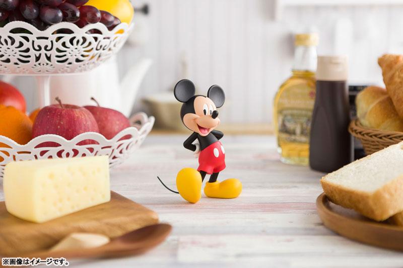 フィギュアーツZERO『ミッキーマウス MODERN』完成品フィギュア-006