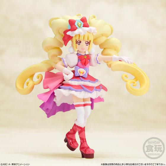 【食玩】HUGっと!プリキュア『キューティーフィギュア3 Special Set』-001
