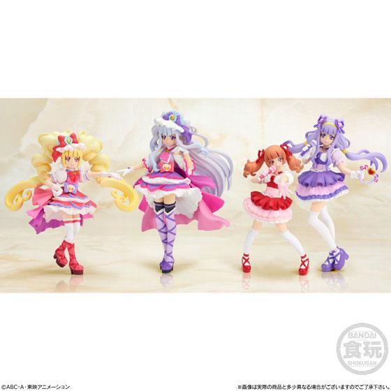 【食玩】HUGっと!プリキュア『キューティーフィギュア3 Special Set』-005