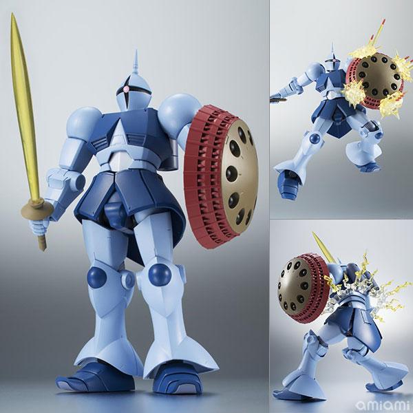 ROBOT魂 <SIDE MS>『YMS-15 ギャン ver. A.N.I.M.E.』可動フィギュア
