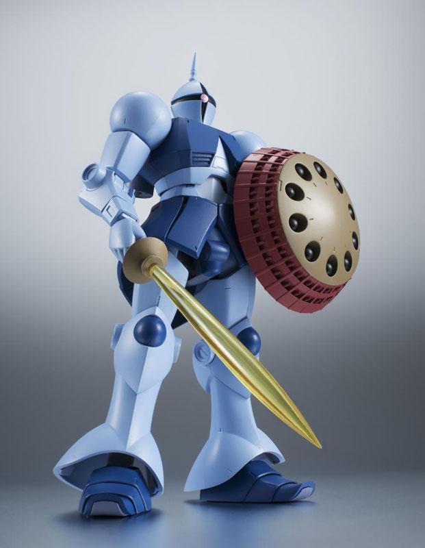 ROBOT魂 <SIDE MS>『YMS-15 ギャン ver. A.N.I.M.E.』可動フィギュア-002
