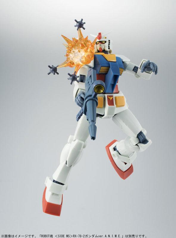 ROBOT魂 <SIDE MS>『YMS-15 ギャン ver. A.N.I.M.E.』可動フィギュア-003