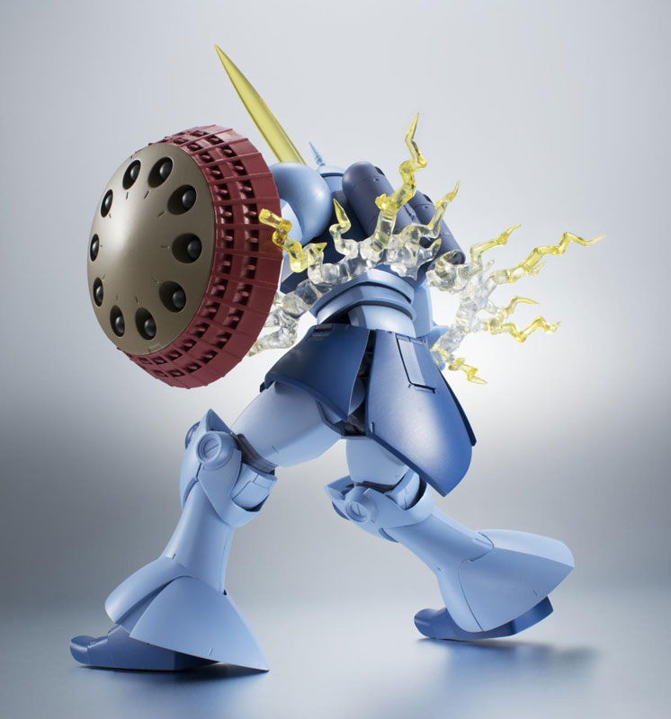ROBOT魂 <SIDE MS>『YMS-15 ギャン ver. A.N.I.M.E.』可動フィギュア-004