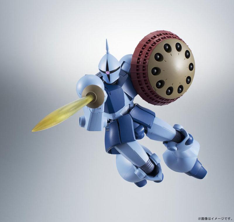 ROBOT魂 <SIDE MS>『YMS-15 ギャン ver. A.N.I.M.E.』可動フィギュア-005