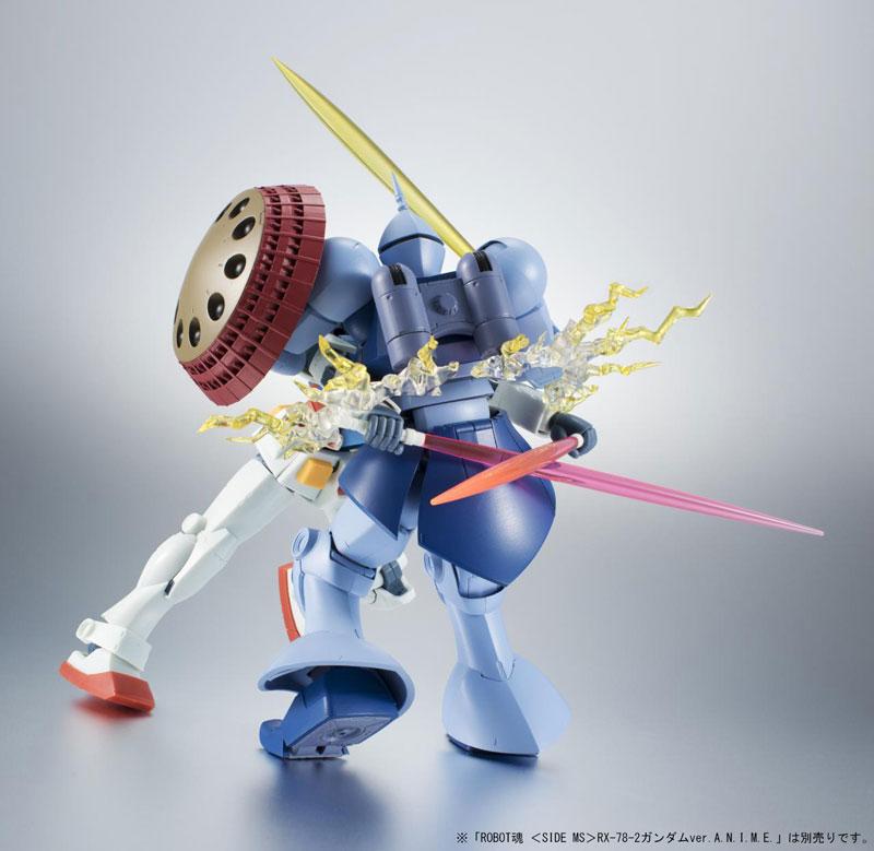 ROBOT魂 <SIDE MS>『YMS-15 ギャン ver. A.N.I.M.E.』可動フィギュア-006