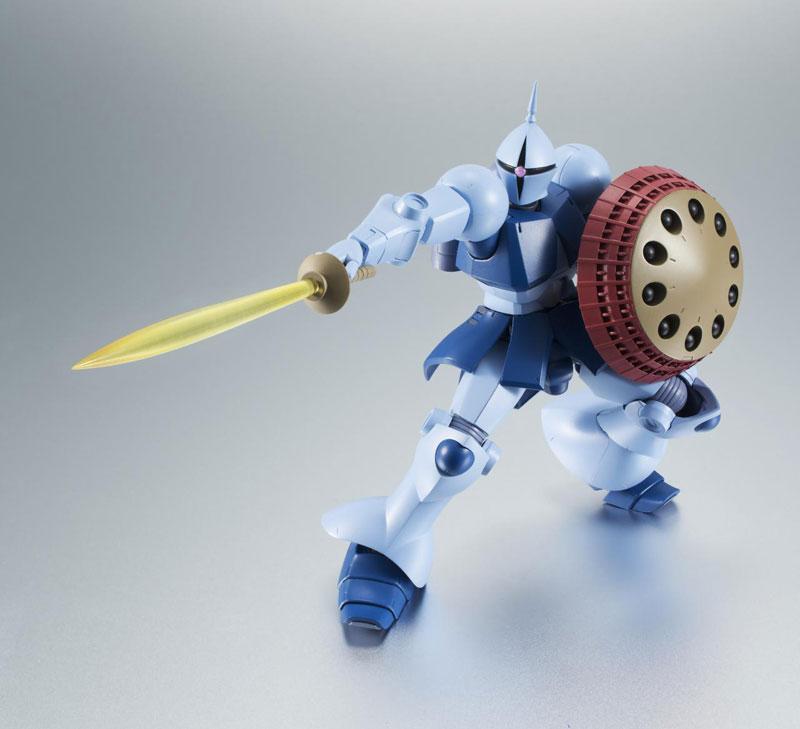 ROBOT魂 <SIDE MS>『YMS-15 ギャン ver. A.N.I.M.E.』可動フィギュア-007