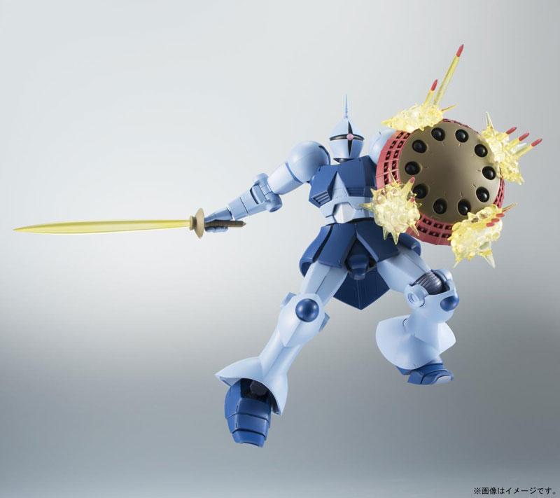 ROBOT魂 <SIDE MS>『YMS-15 ギャン ver. A.N.I.M.E.』可動フィギュア-008