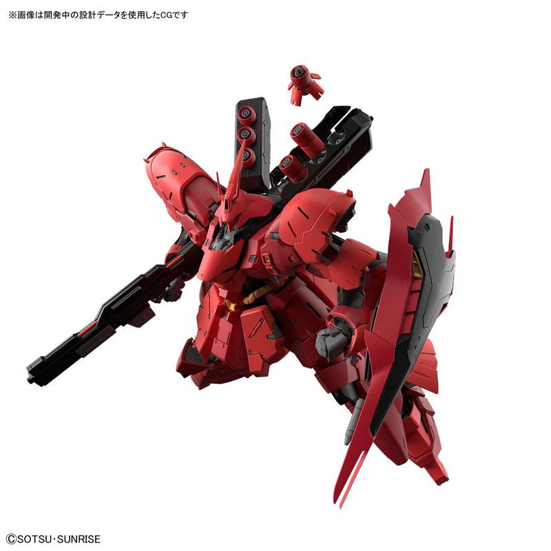 RG 1/144『サザビー』プラモデル-001