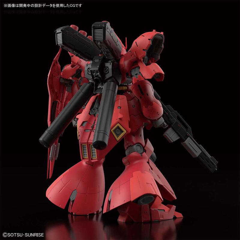RG 1/144『サザビー』プラモデル-003