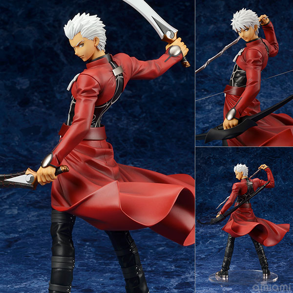 Fate/stay night[Unlimited Blade Works] アーチャー 1/8 完成品フィギュア