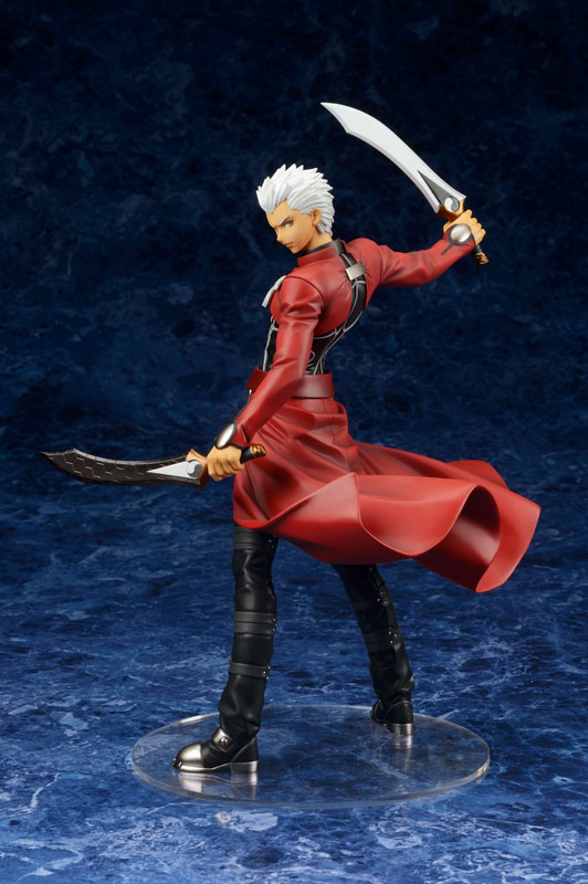 Fate/stay night[Unlimited Blade Works] アーチャー 1/8 完成品フィギュア-001