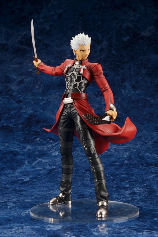Fate/stay night[Unlimited Blade Works] アーチャー 1/8 完成品フィギュア-003