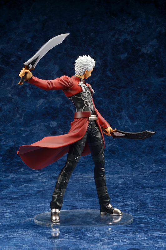 Fate/stay night[Unlimited Blade Works] アーチャー 1/8 完成品フィギュア-004