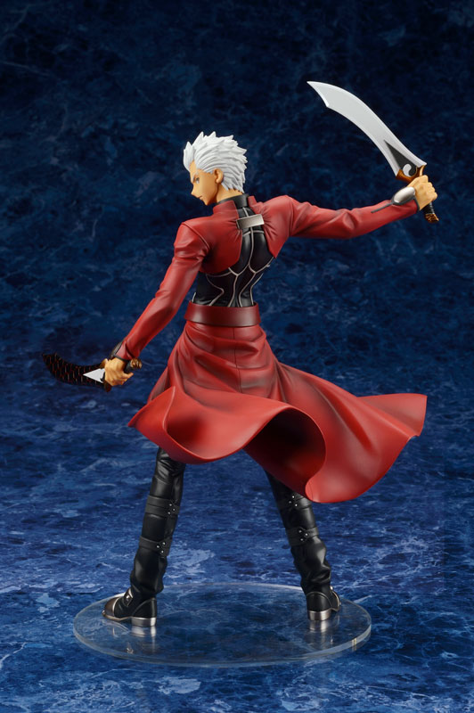 Fate/stay night[Unlimited Blade Works] アーチャー 1/8 完成品フィギュア-005