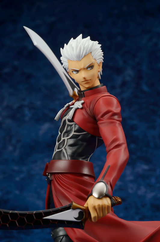 Fate/stay night[Unlimited Blade Works] アーチャー 1/8 完成品フィギュア-007