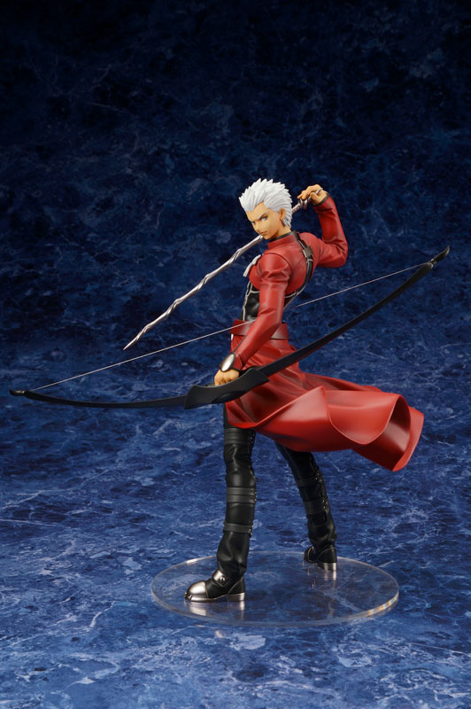 Fate/stay night[Unlimited Blade Works] アーチャー 1/8 完成品フィギュア-008