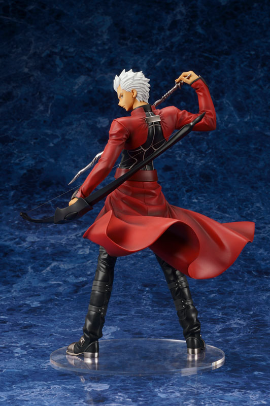Fate/stay night[Unlimited Blade Works] アーチャー 1/8 完成品フィギュア-009