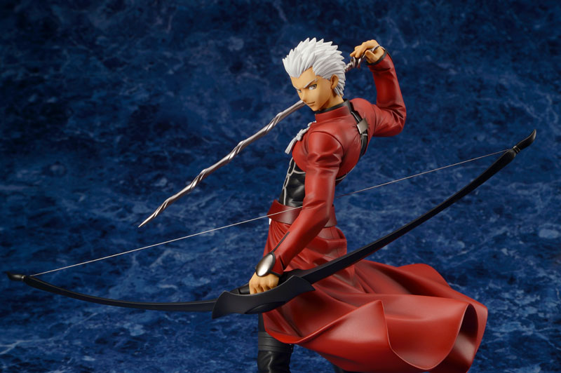 Fate/stay night[Unlimited Blade Works] アーチャー 1/8 完成品フィギュア-010