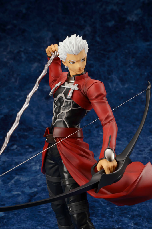 Fate/stay night[Unlimited Blade Works] アーチャー 1/8 完成品フィギュア-011