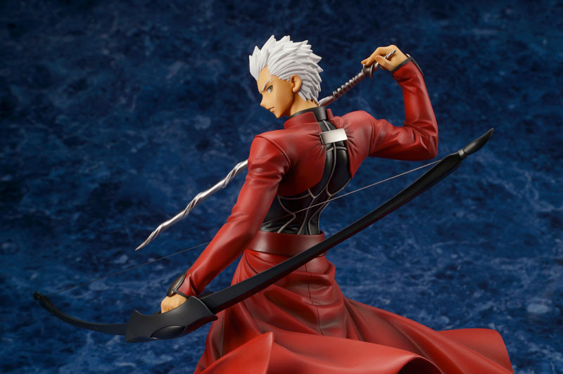 Fate/stay night[Unlimited Blade Works] アーチャー 1/8 完成品フィギュア-012