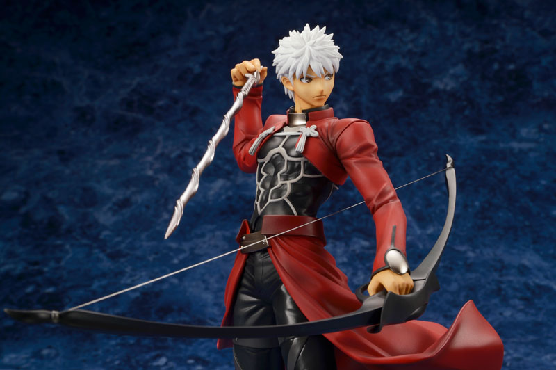 Fate/stay night[Unlimited Blade Works] アーチャー 1/8 完成品フィギュア-016