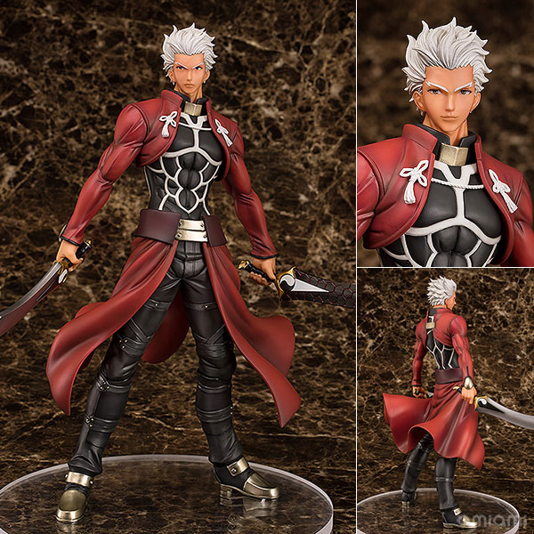 Fate/stay night [Unlimited Blade Works] アーチャー Route:Unlimited Blade Works 1/7 完成品フィギュア