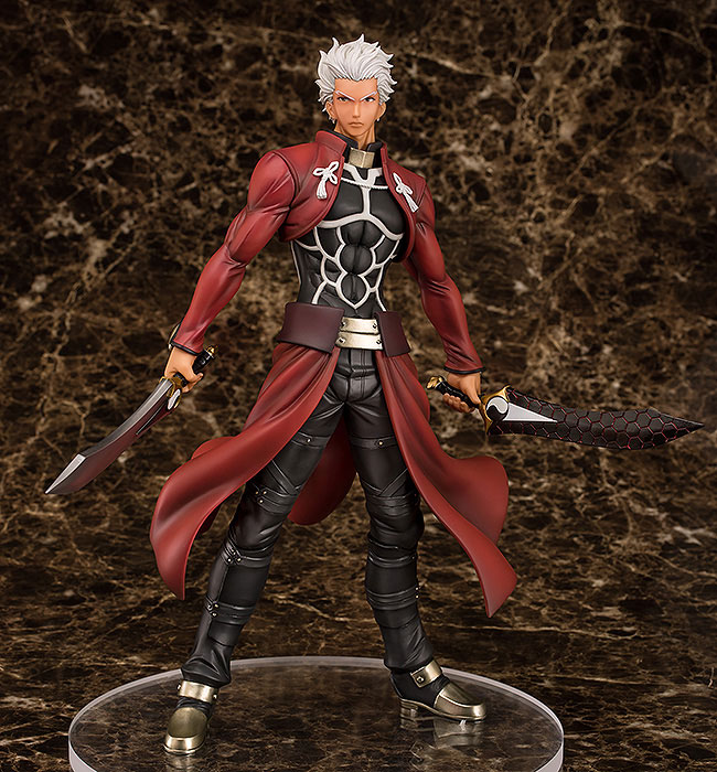 Fate/stay night [Unlimited Blade Works] アーチャー Route:Unlimited Blade Works 1/7 完成品フィギュア-001