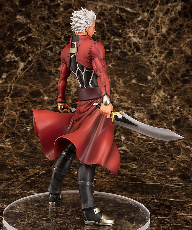 Fate/stay night [Unlimited Blade Works] アーチャー Route:Unlimited Blade Works 1/7 完成品フィギュア-002