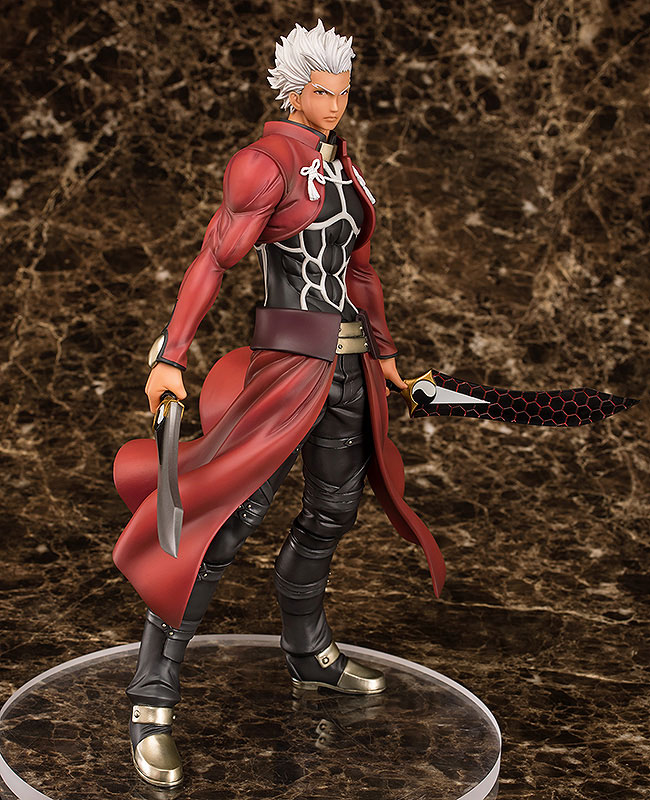 Fate/stay night [Unlimited Blade Works] アーチャー Route:Unlimited Blade Works 1/7 完成品フィギュア-003