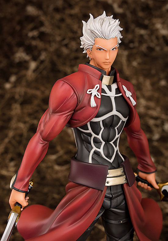 Fate/stay night [Unlimited Blade Works] アーチャー Route:Unlimited Blade Works 1/7 完成品フィギュア-004