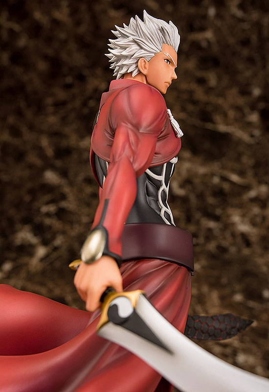 Fate/stay night [Unlimited Blade Works] アーチャー Route:Unlimited Blade Works 1/7 完成品フィギュア-006