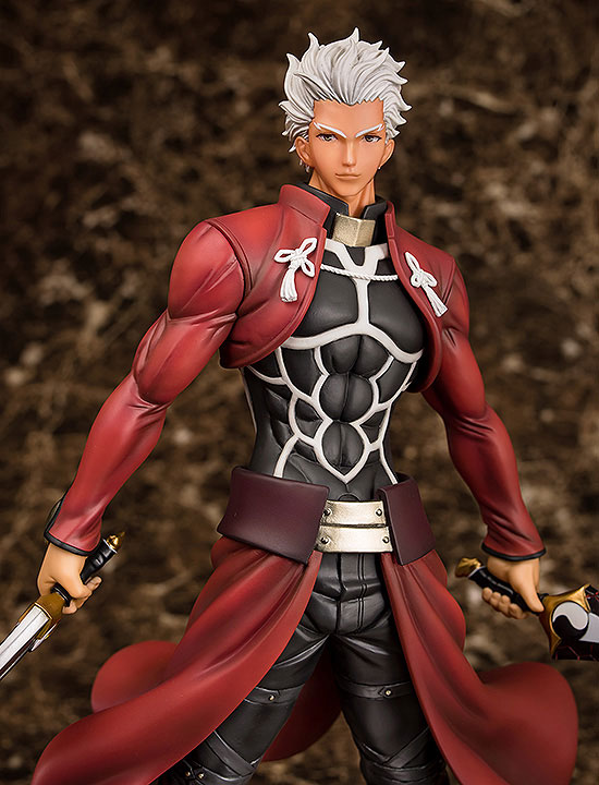 Fate/stay night [Unlimited Blade Works] アーチャー Route:Unlimited Blade Works 1/7 完成品フィギュア-007