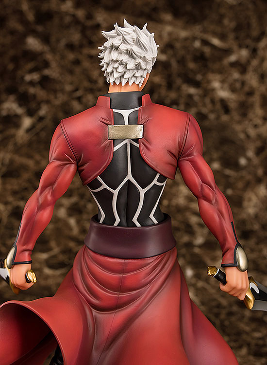 Fate/stay night [Unlimited Blade Works] アーチャー Route:Unlimited Blade Works 1/7 完成品フィギュア-008