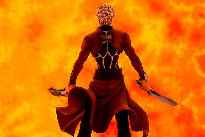 Fate/stay night [Unlimited Blade Works] アーチャー Route:Unlimited Blade Works 1/7 完成品フィギュア-009