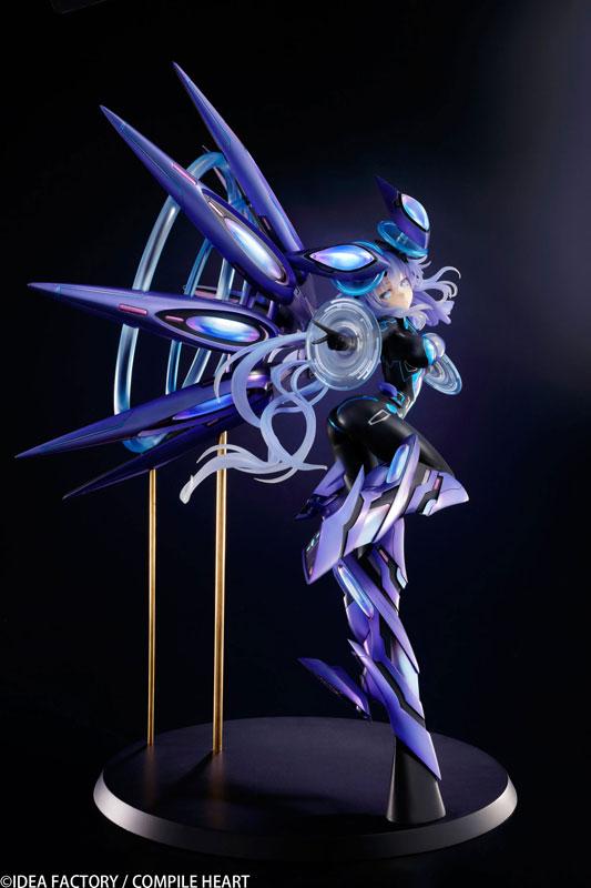 新次元ゲイム ネプテューヌVII『ネクストパープル プロセッサユニット フルVer.』1/7 完成品フィギュア-007