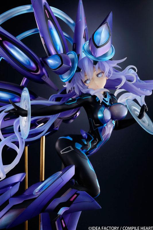 新次元ゲイム ネプテューヌVII『ネクストパープル プロセッサユニット フルVer.』1/7 完成品フィギュア-012